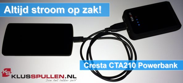 Cresta CTA210 Powerbank