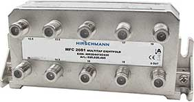 Hirschmann MFC1861 multitap 6v