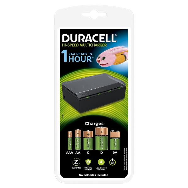 Duracell universele acculader 230